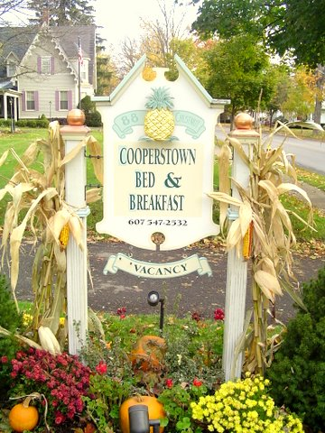 Cooperstown Bed and Breakfast, Cooperstown, NY