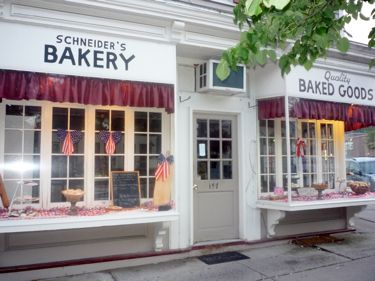 Schneider's Bakery, Cooperstown, NY