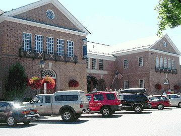 National Baseball Hall of Fame and Museum. Cooperstown, NY
