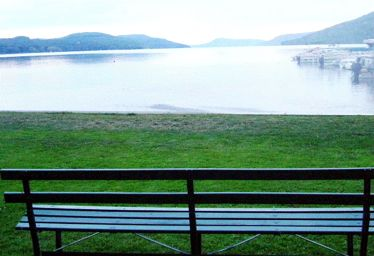 Lakefront Park, Otsego Lake, Cooperstown, NY